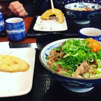 Photo taken at 丸亀製麺 小郡店 by Kento T. on 10/22/2017