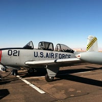 Photo taken at Page Municipal Airport (PGA) by Erica M. on 10/7/2012
