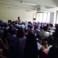 Photo taken at สำนักงานสาธารณสุขจังหวัดนครศรีธรรมราช by NooAomka M. on 8/29/2014