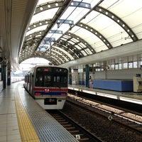 Photo taken at Keisei-Funabashi Station (KS22) by Takashi O. on 9/1/2013