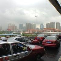 Photo taken at Huanggang Immigration Port by Takashi O. on 7/17/2013