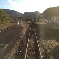 Photo taken at Minami-Ōmine Station by Takashi O. on 1/9/2015