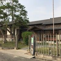 Photo taken at 八田與一紀念園區 Hatta Yoichi Memorial Park by Takashi O. on 11/8/2016