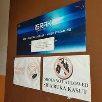 Photo taken at Israk Technology Sdn Bhd by Joanne K. on 6/3/2016