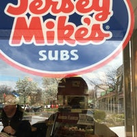 Photo taken at Jersey Mike's Subs by Russ Y. on 4/2/2016