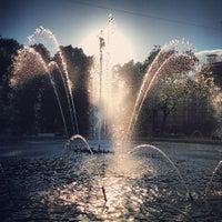Снимок сделан в Александровский сад пользователем Denis P. 6/9/2013