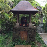 Photo taken at Kauai Hindu Monastery by Nico V. on 5/14/2016