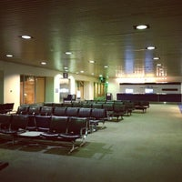 Photo taken at Concourse A by Demetrius C. on 3/16/2013