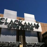 Photo taken at Clackamas Town Center by Demetrius C. on 5/5/2013
