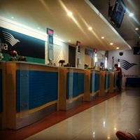 Photo taken at Garuda Indonesia Sales & Ticketing Office by SweetySnake on 2/16/2013