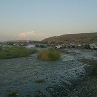 Photo taken at Wadi al Khoudh by Qass A. on 11/16/2013