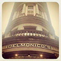Photo taken at Delmonico's by Anthony C. on 10/15/2012