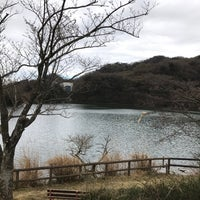 Photo taken at 松川湖 by ちは わ. on 3/17/2018