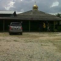 Photo taken at Masjid At-Taqwa Kota Masai 2 by Syed K. on 12/21/2012