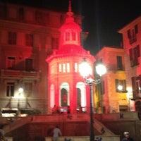 Photo taken at Piazza della Bollente by Giorgia G. on 7/20/2013