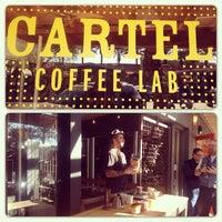 Photo taken at Cartel Coffee Lab by dawn b. on 12/2/2012