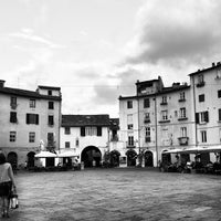 Photo taken at Piazza dell'Anfiteatro by Alessandro B. on 5/11/2013