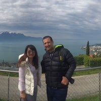 Photo taken at Montreux by funda k. on 4/11/2016