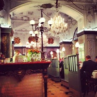 Photo taken at Brasserie Мост by Sergey C. on 2/26/2013