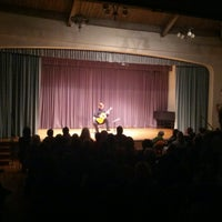 Photo taken at Community Music Center by Baris B. on 3/2/2013