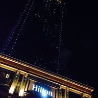 Photo taken at Hilton Zhongshan Downtown by Ильнар С. on 9/12/2014
