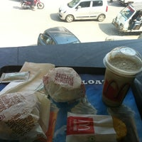 Photo taken at McDonald's by Aseem S. on 10/24/2012