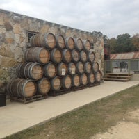 Photo taken at Wimberley Valley Winery by Birgit R. on 12/3/2012