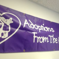 Photo taken at Adoptions From The Heart by Amanda on 2/6/2013