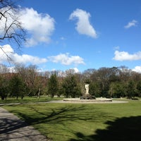 Photo taken at Iveagh Gardens by Beer Loves Company on 4/4/2013