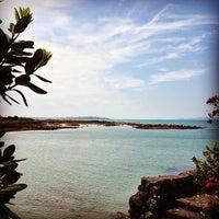 Photo taken at Rangitoto Island by Ying P. on 12/14/2012