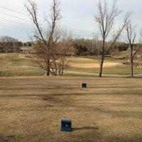 Photo taken at Ironhorse Golf Club by Douglas on 3/15/2013