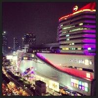 Photo taken at CentralPlaza Grand Rama 9 by Georgiy S. on 9/9/2013