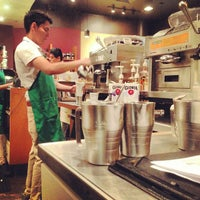 Photo taken at Starbucks Coffee by Diego E. on 2/22/2013