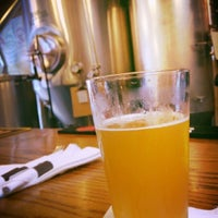 Photo taken at Boulder Creek Brewery & Cafe by Drew M. on 1/17/2015