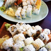 Photo taken at Ege Sushi by Scot L. on 2/22/2014