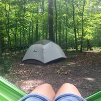 Photo taken at Oak Ridge Campground | Prince William Forest Park by Lotta D. on 5/27/2017