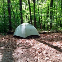 Photo taken at Oak Ridge Campground | Prince William Forest Park by Lotta D. on 5/24/2014