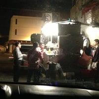 Photo taken at Tacos el Mantegaza by Vanessa M. on 12/30/2012
