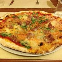 Photo taken at Pizzeria Corte Sconta by Vineet S. on 6/8/2013