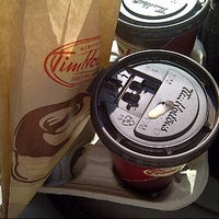 Photo taken at Tim Hortons by Christine K. on 4/27/2013