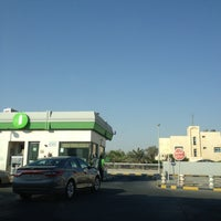 Photo taken at Oula Gas Station | أولـى by Mona L. on 10/3/2012