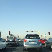 Photo taken at جسر الحوادث معقل الجن by Mona L. on 9/30/2012