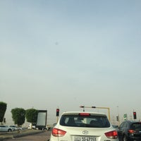 Photo taken at جسر الحوادث معقل الجن by Mona L. on 10/10/2012