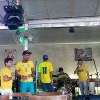 Photo taken at Arena Rui Barbosa by Rafaella A. on 6/17/2014