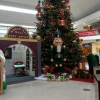 Photo taken at Merle Hay Mall by Grant M. on 12/29/2012