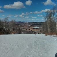 Photo taken at Greek Peak Mountain Resort by Jay F. on 3/30/2013