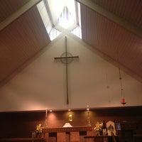 Photo taken at Saint Aidan's Episcopal Church by Dowell W. on 6/23/2013