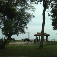 Foto tomada en Pantai Mersing por Fadzly L. el 3/3/2013