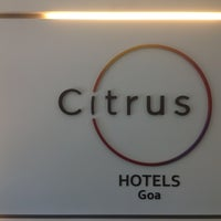Photo taken at Citrus Hotel by KIRILL on 2/24/2013