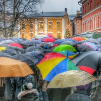12/24/2013 tarihinde Jani L.ziyaretçi tarafından Vanha Suurtori'de çekilen fotoğraf